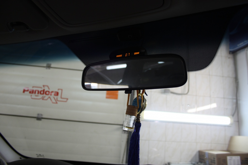 установка парктроников в Пушкино